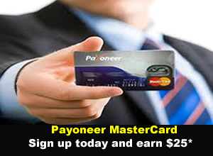 How to Get Payoneer MasterCard in Nigeria - Free of Charge