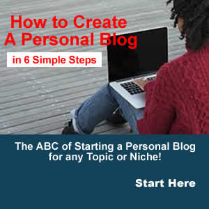 Create a Personal Blog