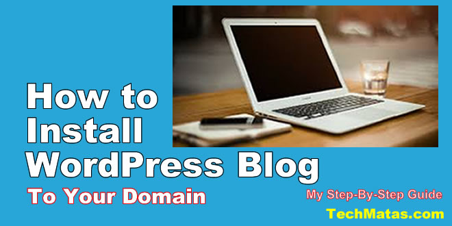 How to install WordPress Blog to your domain -hostgator hosting