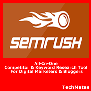Competitor and Keyword Research
