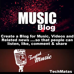 How to Create A Music Blog niche