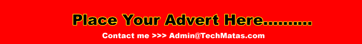 Advertise Your Products & Services on this Space
