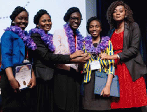 2013 World Technovation Winners from Nigeria